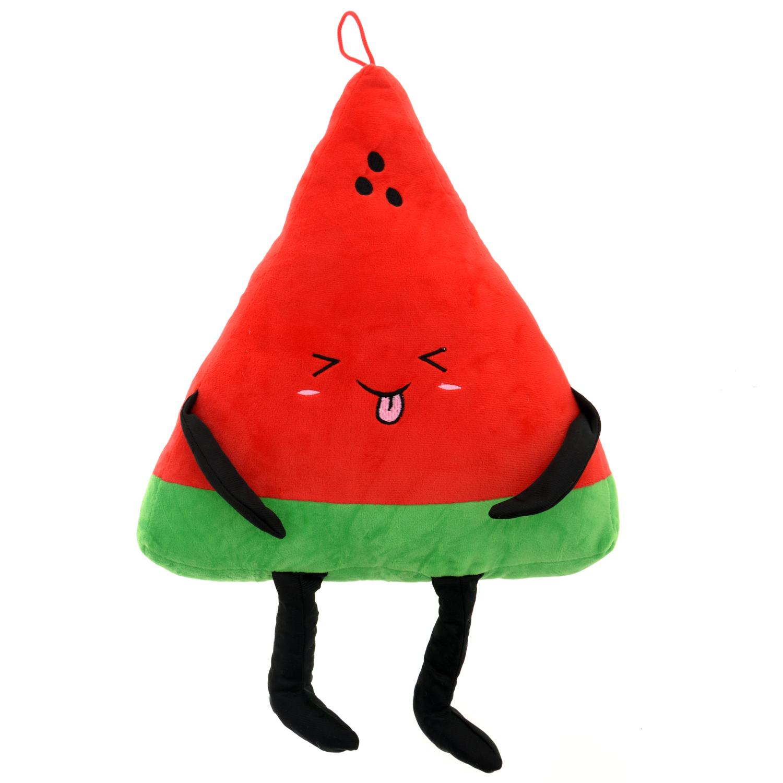 Detská plyšová hračka - šťastný melón