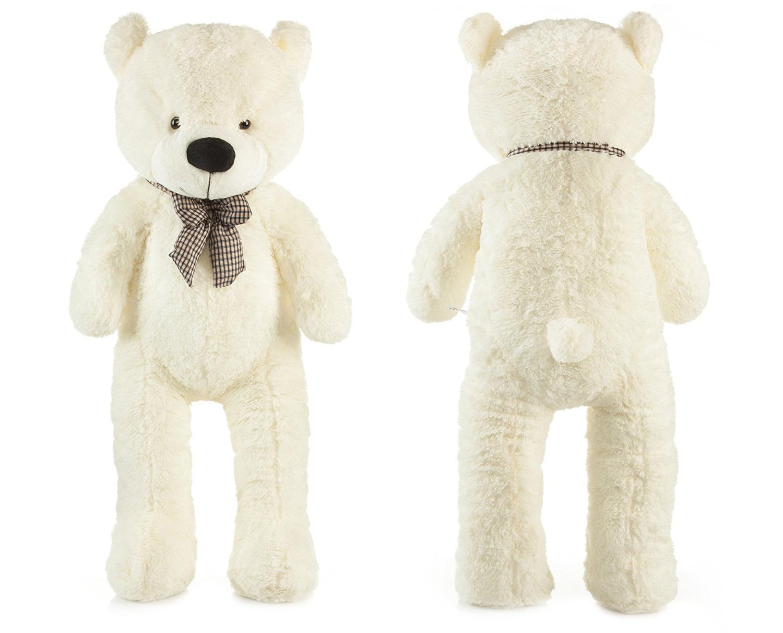 Detská plyšová hračka - béžový macko 160 cm
