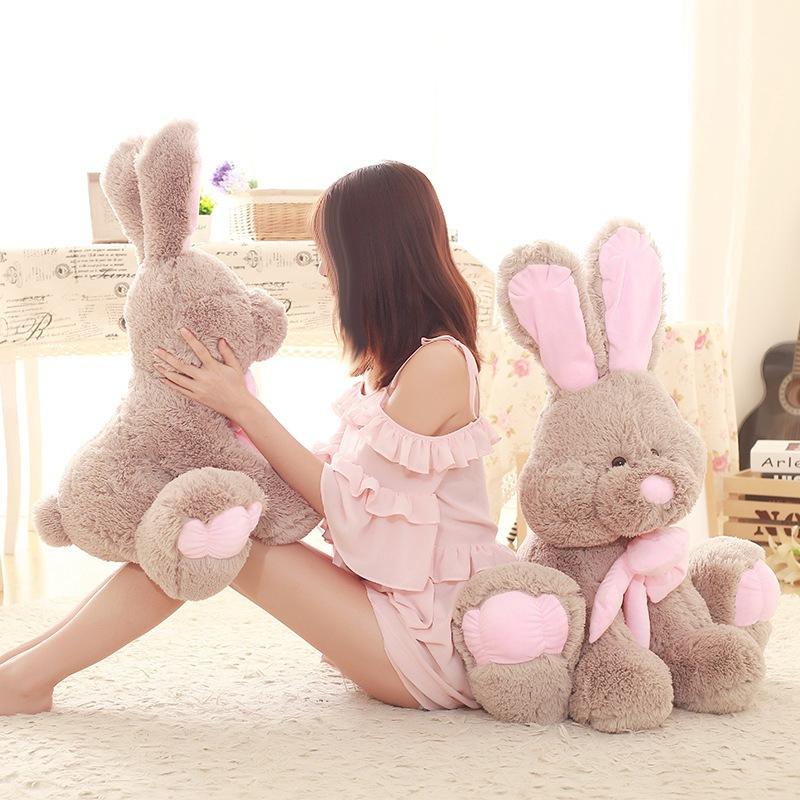Detská plyšová hračka - zajko 60 cm